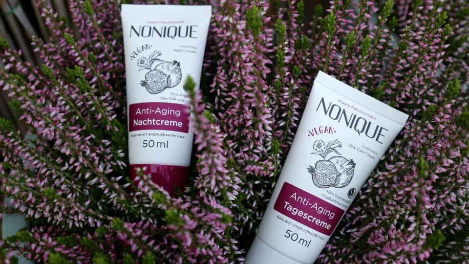 Nonique luxurious anti aging dagcreme nachtcreme review