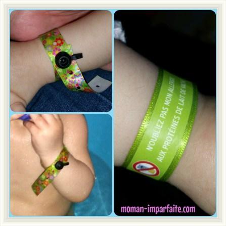 Sticket bracelets personnalisés