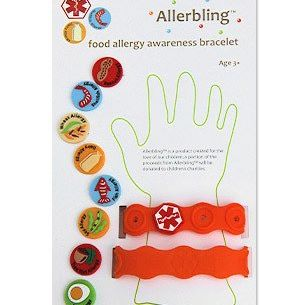 bracelet allergies alimentaires 2