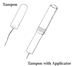 Tampon Health Risks