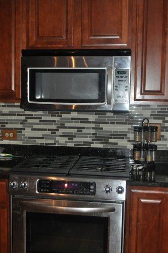 range microwave review