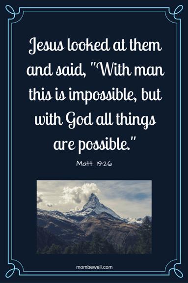 Matt. 19:26
