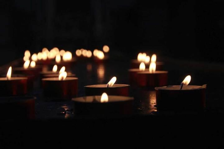 Candles. Photo by Zoran Kokanovic