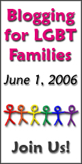 Blogging for LGBT Families Day