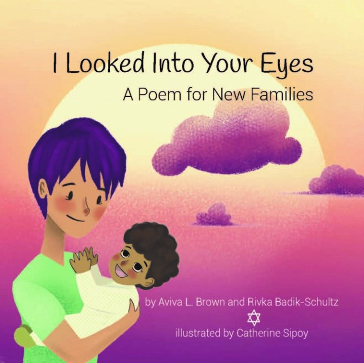 I Looked Into Your Eyes: A Poem for New Families