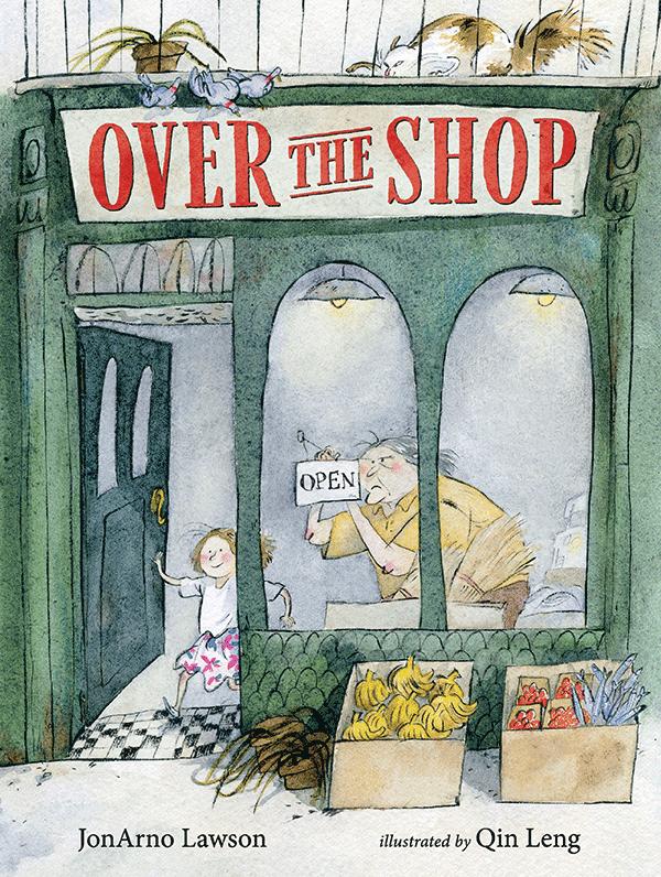 Over the Shop - JonArno Lawson