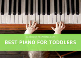Best Piano For Toddlers
