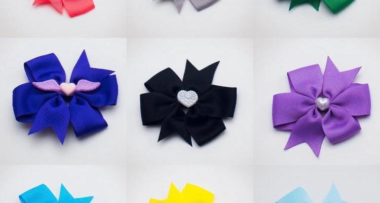 Grosgrain ribbon Every Day Bows