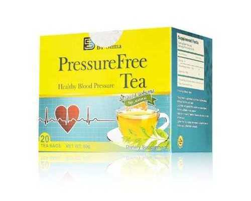 Pressure Free Tea