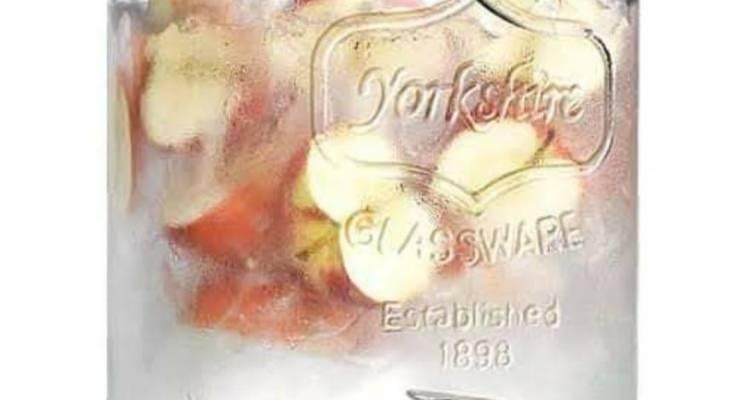 Yorkshire Glass Mason Jar Beverage Dispenser 8 Ltr