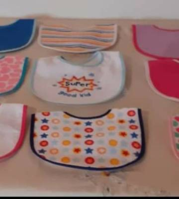 Mother's Choice Bibs