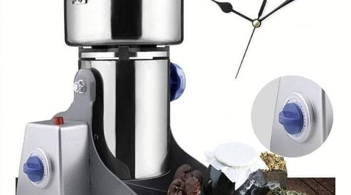 Grain Mill Grinder* | High-Speed Powder Machine *750 Gr* | 110V