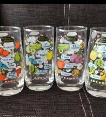 Luminarc Smoothie Glasses Set of 6