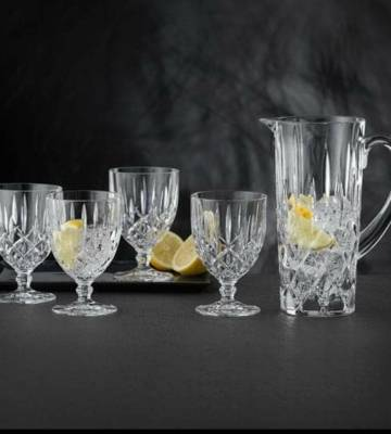 Nachtmann Noblesse Pitcher Set (5 Pieces)