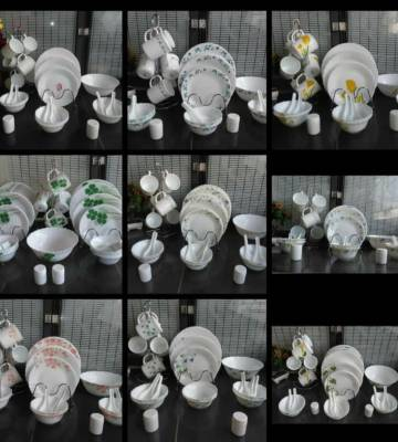 Dinner Set 39 Pieces – Classic