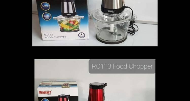 Redberry Food Chopper