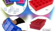 Silicon ice cube maker