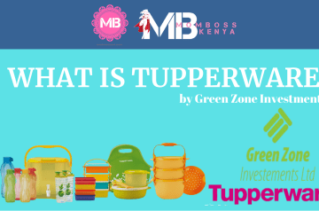 WHAT IS TUPPERWARE? – by Green Zone Investments
