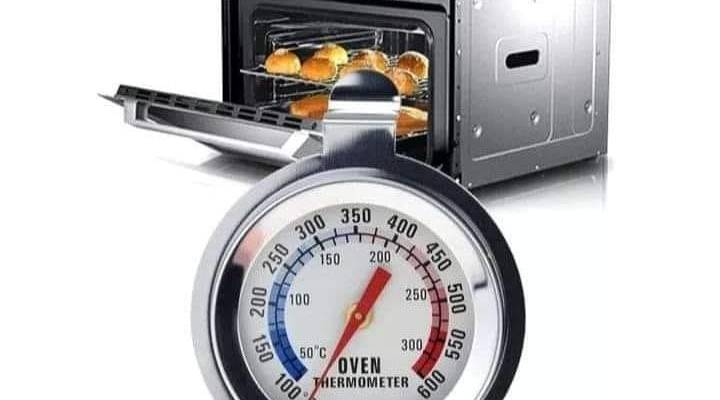 The Best Oven Thermometer* for Perfect Roasting and Baking