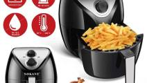 4.8L 1500W Sokany electric air fryer