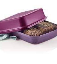 Tupperware Bread Server