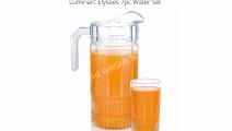 Luminarc Elysees 7pc Water Set