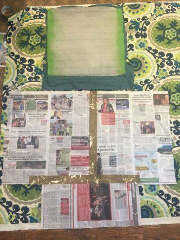 newspaper pattern 1