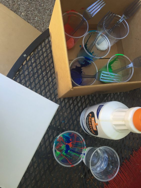 Paints for acrylic pouring