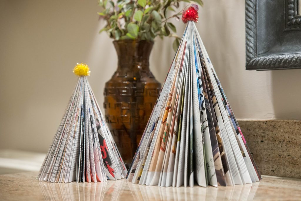 Christmas Craft Magazine Christmas Trees