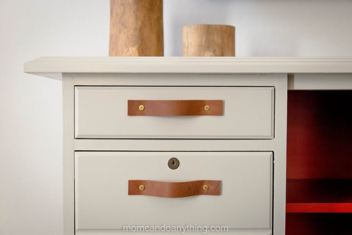 DIY Drawer Pulls