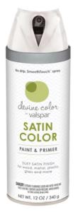 Devine Satin White Spray Paint