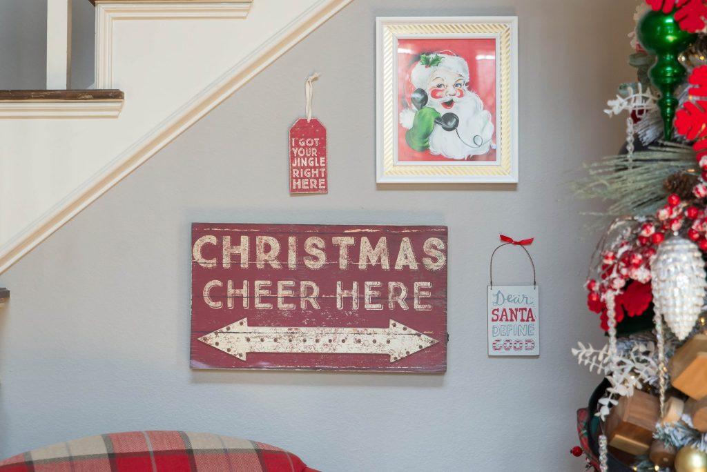 Santa Clause Artwork