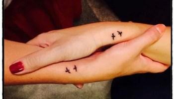 Striking Bird Tattoo Bird Simple Tattoos Simple Tattoos Momcanvas