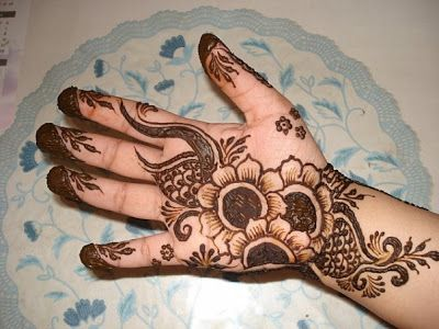 Simple and Easy Mehndi Design , Kids Mehndi Designs , Mehndi