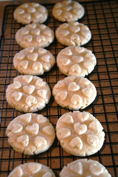 Almond Cookie Recipe for Valentine's Day 6