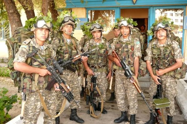 カザフスタン軍 戦闘糧食