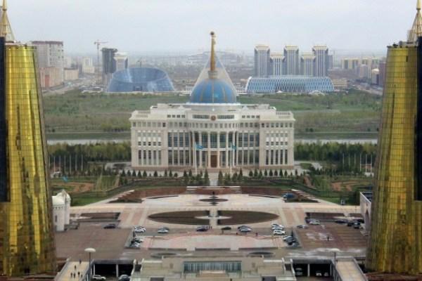 アスタナ カザフスタン