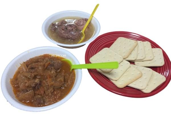 カザフ軍 戦闘糧食