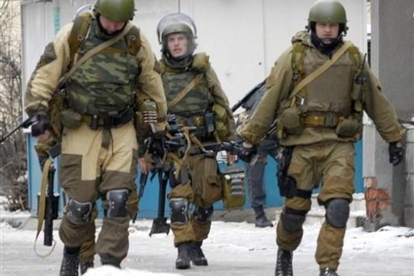 ゴルカ ロシア軍