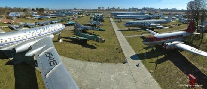 ウクライナ国立航空博物館