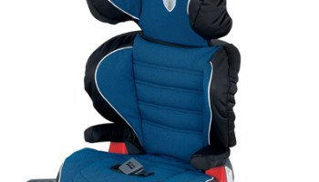 REVIEW Britax Parkway SGL Booster
