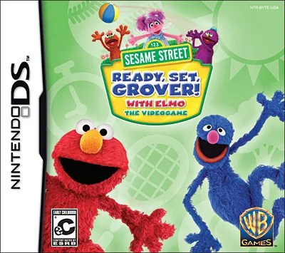 REVIEW: Sesame Street: Ready, Set, Grover! for Nintendo DS