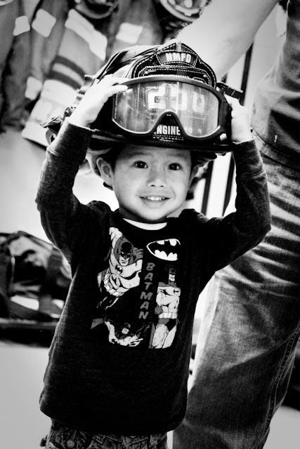 Fireman Marcus