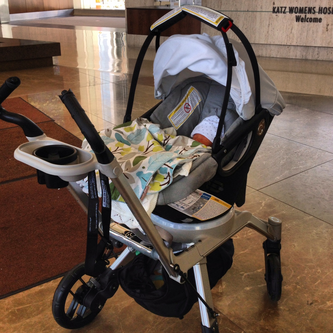 REVIEW: Orbit Baby Stroller Travel System G2 – MOM CONFESSIONALS ...