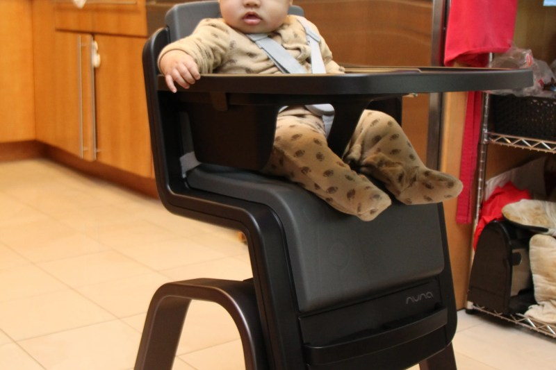 review: nuna zaaz (high) chair – mom confessionals by suzanne chan