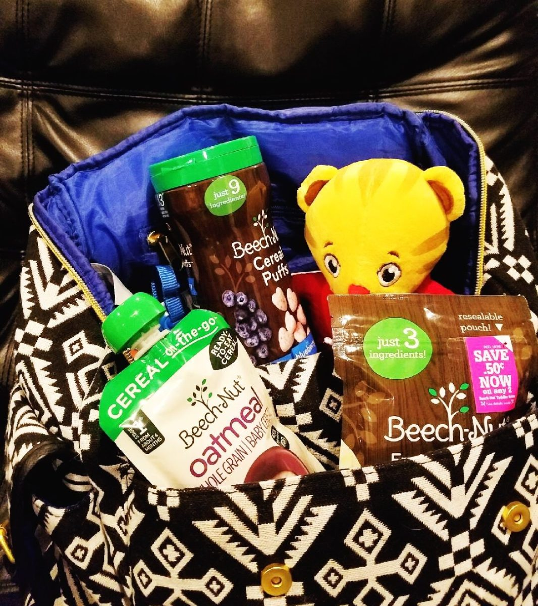 What's in My Diaper Bag? The Essentials Guide by Beech-Nut