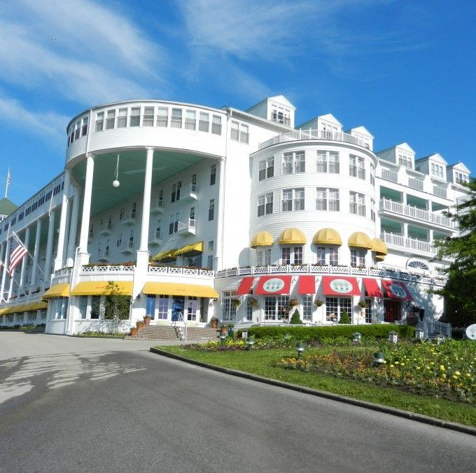 Mackinac Island – A wonderful old fashioned family vacation in the mid-West!