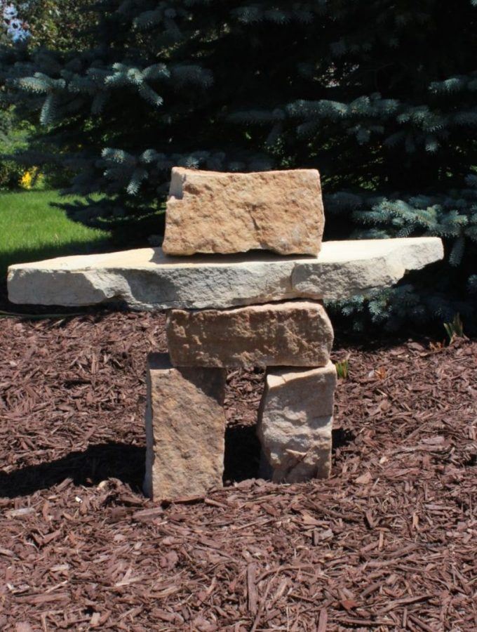 What is an INUKSUK??  Use it in your landscaping!