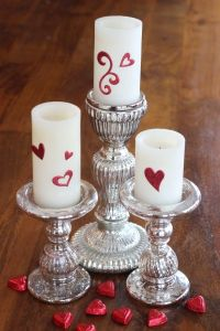 Valentine's Day - repurpose and recycle to use what you have.