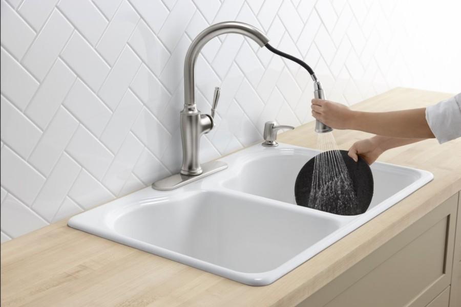 kitchen sink maintenance